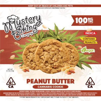 Peanut Butter Cookie 2019