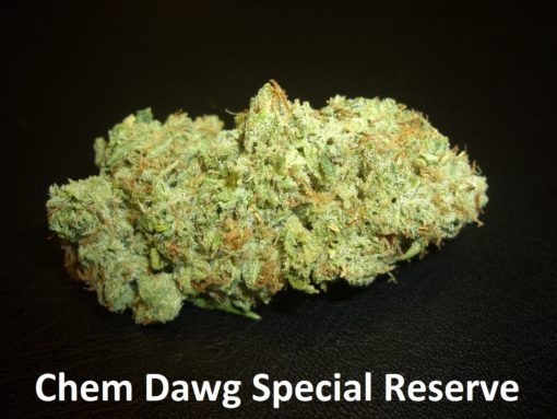 Chem Dawg Special Reserve - 1